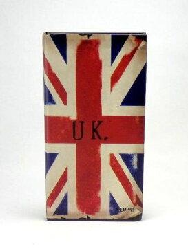 ノート ミニサイズ イギリス国旗 ビンテージ風