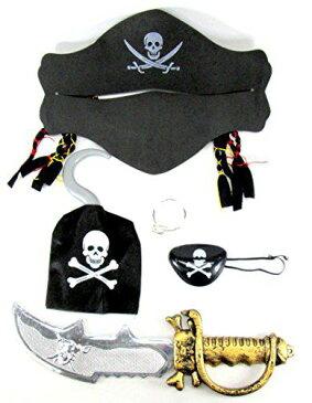 コスプレ 海賊 5点セット