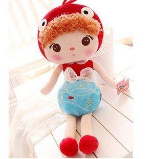 人形 女の子 金魚の着ぐるみ