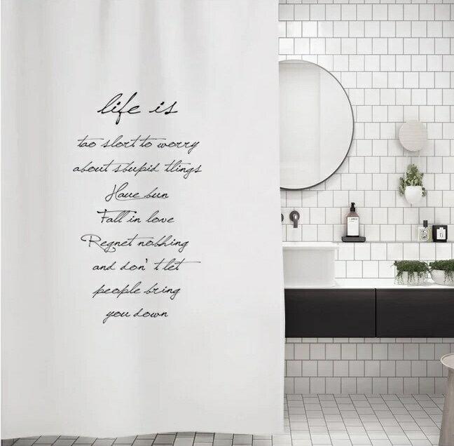 シャワーカーテンの画像