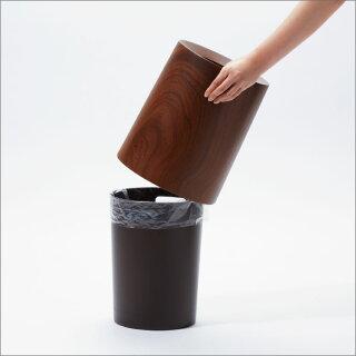 チューブラーオムゴミ箱ダストボックスふた付きゴミ箱おしゃれゴミ箱分別ゴミ箱スリムゴミ箱キッチンゴミ箱インテリア雑貨ゴミ箱北欧ゴミ箱リビングゴミ箱かわいいゴミ箱デザインゴミ箱薄型ゴミ箱ideacoゴミ箱イデアコゴミ箱小さいゴミ箱木目ゴミ箱