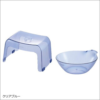 日本製カラリ腰かけ20H湯おけ2点セットお風呂椅子高さ20cmお風呂いすお風呂イスおしゃれ北欧テイストインテリア雑貨バスチェアバスチェアーバススツールお風呂グッズバスチェアお風呂セットバスチェアクリアバスチェアリッチェルバスチェア