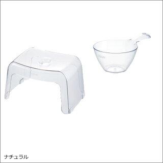 日本製カラリ腰かけ20H手おけ2点セットお風呂椅子高さ20cmお風呂いすお風呂イスおしゃれ北欧テイストインテリア雑貨バスチェアバスチェアーバススツールお風呂グッズバスチェアお風呂セットバスチェアクリアバスチェアリッチェルバスチェア