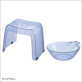 日本製カラリ腰かけ30H湯おけ2点セットお風呂椅子高さ30cmお風呂いすお風呂イスおしゃれ北欧テイストインテリア雑貨バスチェアバスチェアーバススツールお風呂グッズバスチェアお風呂セットバスチェアクリアバスチェアリッチェルバスチェア