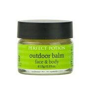 【定形外郵便送料無料】パーフェクトポーション outdoor balm face&body アウトドアバーム 15g 痒みに;【RCP】【smtb-tk】