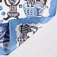 関美穂子ハンカチ手紙BLUE