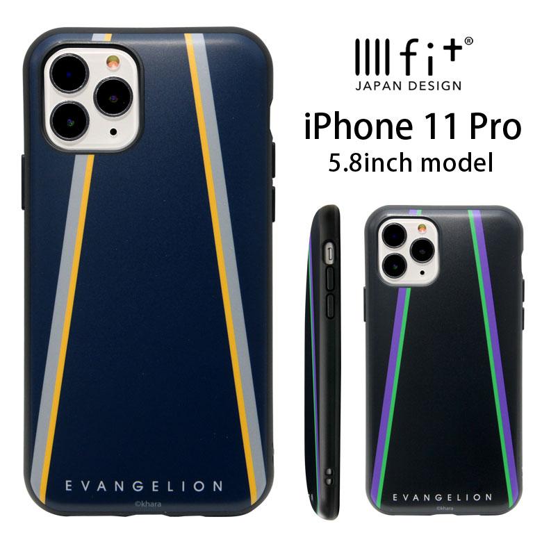 スマートフォン・携帯電話アクセサリー, ケース・カバー  IIIIfit iPhone 11 Pro EVANGELION 11Pro iPhone11Pro