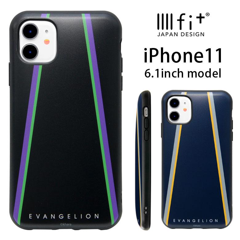 スマートフォン・携帯電話アクセサリー, ケース・カバー  IIIIfit iPhone 11 EVANGELION iPhone11 iPhoneXR