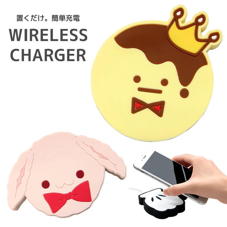 バッテリー・充電器, ワイヤレス充電器  IDOLiSH7 iPhone X iPhone8 iPhone8 Plus Galaxy