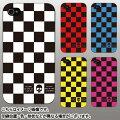 PunkChecks-iPhone4/iPhone4S共用ケース【パンク/チェック/カバー/ジャケット/アイフォン4/かわいい/人気/おしゃれ】