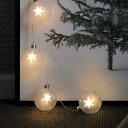 【送料無料】SPARKLE STAR / FLOWER LED オーナメント ストリングライト ガーランドライト インテリア 北欧 イルミネーション デコレーション パーティー 飾りつけ 電飾 USB 電池 クリスマス 星 花 光 おしゃれ かわいい ギフト プレゼント 贈りもの スパークル