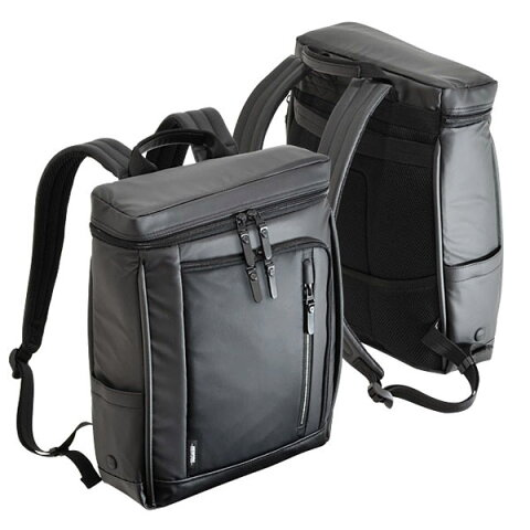 【全商品ポイント10倍】 エンドー鞄 NEOPRO COMMUTE LIGHT ネオプロ コミュート ライト ビジネス リュックサック バックパック ボックス型 キャリーオン ブラック 2-763
