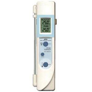 A&D 電子計測機器 赤外線放射温度計 AD-5612A ホワイトA&D 電子計測機器 赤外線放射温度計 AD-5...