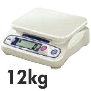 A&D 上皿デジタルはかりSH-12K 12kg