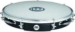 MEINL Percussion マイネル パンデイロ Traditional ABS Pandeiro Synthetic Head 10 PA10ABS-BK 【国内正規品】