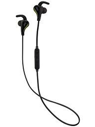 JVC Bluetooth スポーツ用ワイヤレス カナル型イヤホン 防水 ブラック HA-ET800BT-B