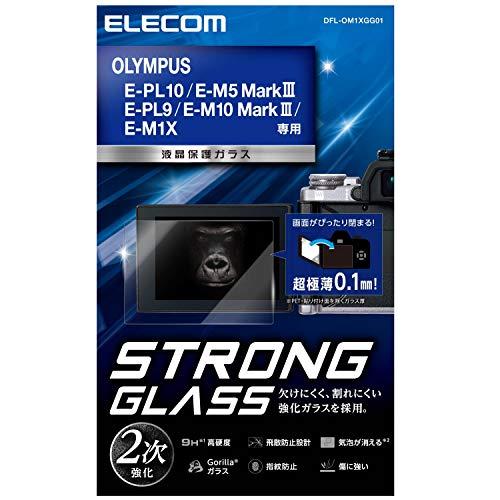 デジタルカメラ用アクセサリー, 液晶保護フィルム  OLYMPUS E-PL10E-M5 MarkIIIE-PL9E-M10 Mark IIIE-M1X DFL-OM1XGG01