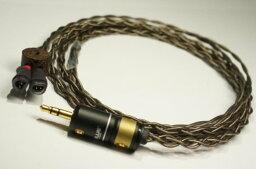 Whiplash Audio Twag V3 Sennheiser IE80IE8 交換用アップグレード・ケーブル
