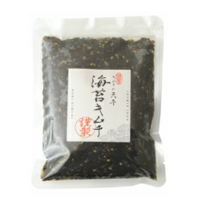 海苔キムチ