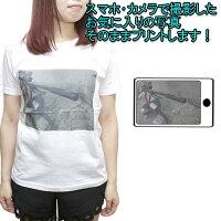 オリジナルTシャツ白地に写真プリント男女兼用半袖4.0オンスお気に入りの写真をそのままTシャツラグランにプリントアパレル/1PRINT-003-580601/10P05Nov16