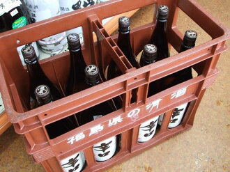 Minami Aizu sake hanaizumi brewed hot 1.8 L