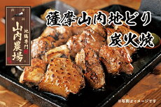 山内農場地どり炭火焼(冷凍・100g/P)