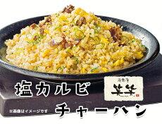 笑笑塩カルビ炒飯(冷凍・250g/P)