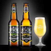 英国ロンドンビール、お得な2種類セット!【イギリスビール】 ミーンタイム ロンドンラガーと...