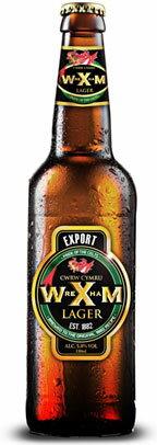 【イギリスビール】wrexham-lager