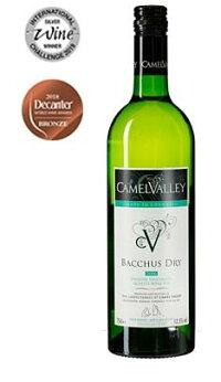 キャメルヴァレーバッカス・ドライ2007(白ワイン)