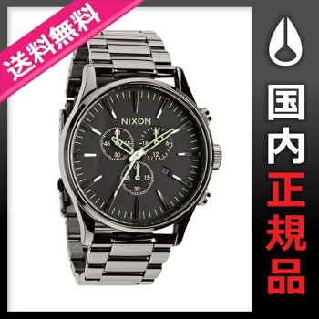 【2014WINTERモデル】ニクソンNIXON腕時計NIXON/THESENTRYCHRONO