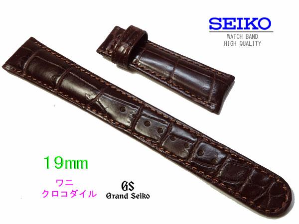 腕時計用アクセサリー, 腕時計用ベルト・バンド 19mm DEY9AW-1