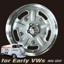 Speed Master Wheel 15×5 VW用<マググレー>