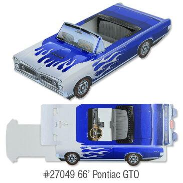 クラシック クルーザー:'66 ポンティアック GTO