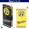 MOONEYESiPhone7&iPhone6/6sフリップケース