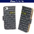MOONLogoiPhone7&iPhone6/6sフリップケース