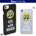 GowithMOONiPhone7&iPhone6/6sハードケース