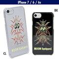 MOONEquipped(ムーンイクイップド)ピンストライプiPhone7&iPhone6/6sハードケース