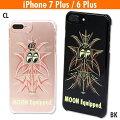 MOONEquipped(ムーンイクイップド)ピンストライプiPhone7&iPhone6/6sPlusハードケース
