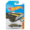Hot Wheels 6/10 '69 Dodge Charger 500 Black