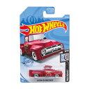 Hot Wheels (ホット ウィール) 8/10 Custom '56 Ford Truck Red