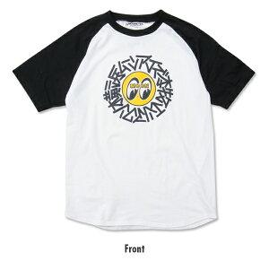 横浜ムーンアイズ本牧ラグランTシャツ