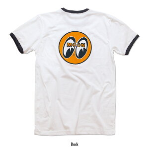 MOONEYES(ムーンアイズ)トリムTシャツ
