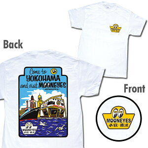 MOON City YokohamaMOON カムトゥー 横浜 T-Shirts