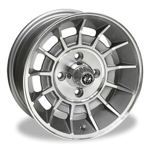 "待望のバハ ""4H"" ホイールENKEI / MOONEYES Baja Wheel 14x6 【4H】 114.3 +10mm"