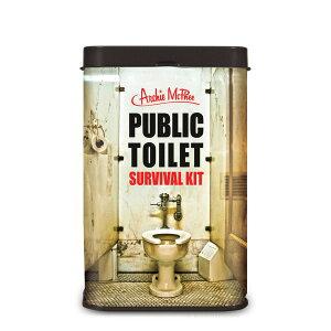 ★ From USA ★緊急時用にあると安心 !パブリック Toilet サバイバル キット