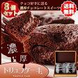 とろ〜りチョコが口の中でほどける濃厚チョコレートのトリュフケーキ(フォンダンショコラ)8個 ギフトボックス入り【集まりに小分けのお菓子を】【送料無料】