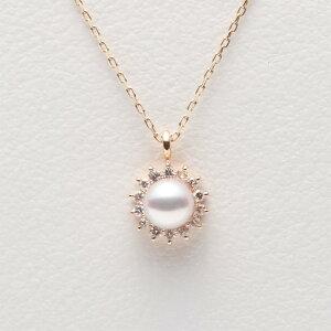 【Moon Label】予算3万以内で選ぶ 6月誕生石パール真珠ネックレス・ペンダント Color Jewels ペンダントパール(K10)