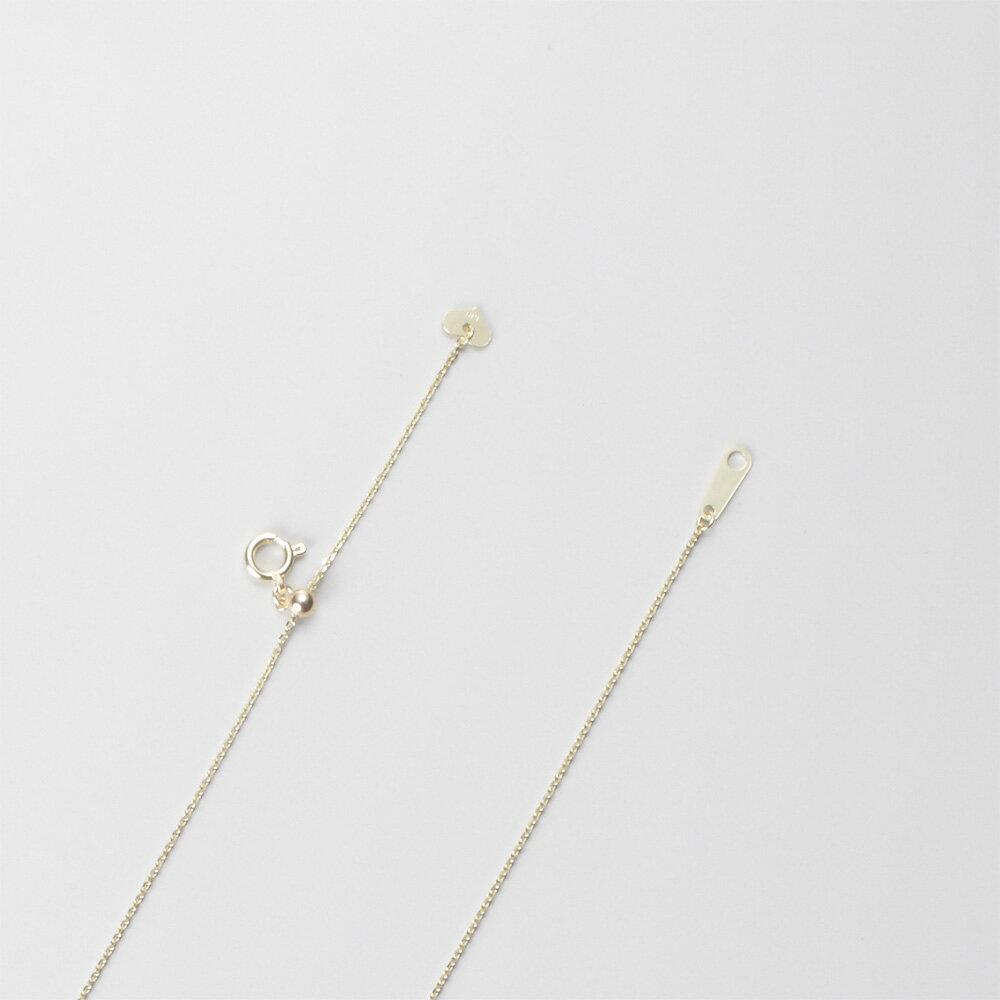 パール ネックレス 15mm 白蝶 真珠 ペンダント K18 イエローゴールド レディース NW00015R23WH01474Y