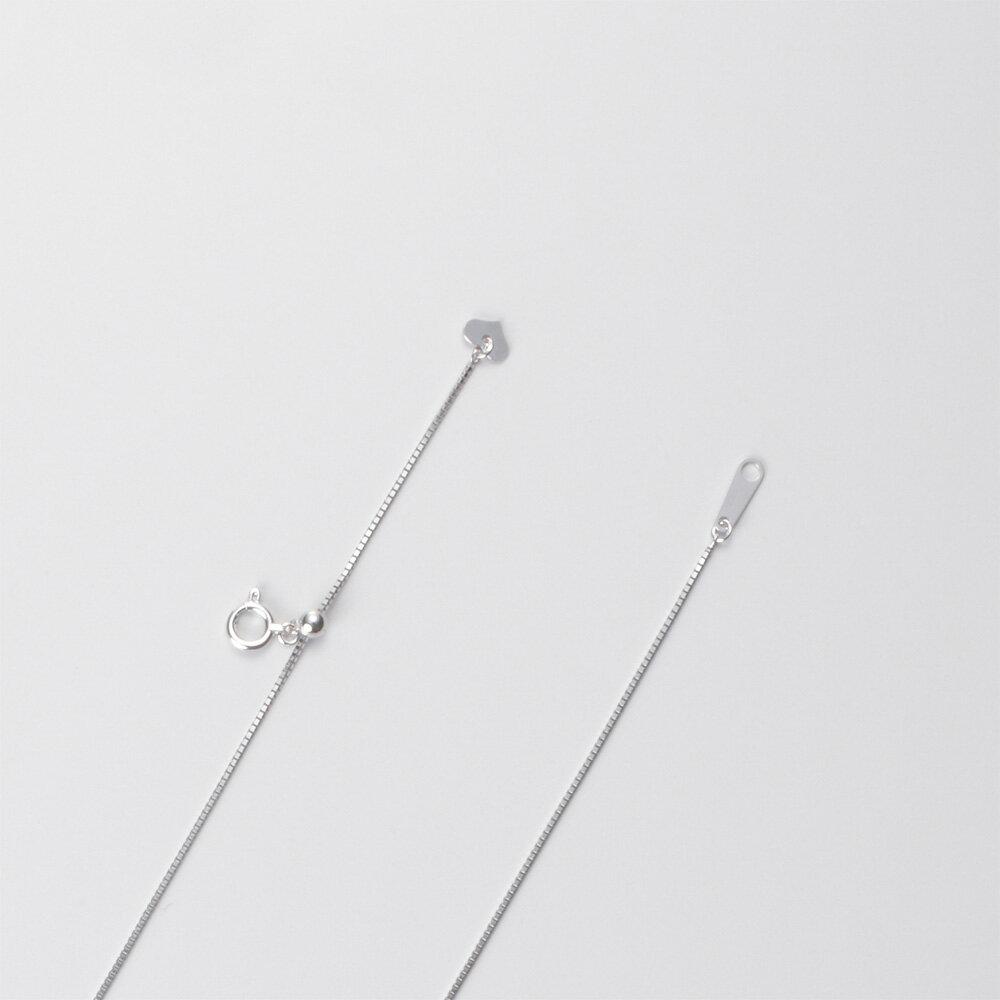 パール ネックレス 10mm 黒蝶 真珠 ペンダント K18WG ホワイトゴールド レディース NB00010R21PC0725W0